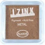 Aladine Izink Pigment Inkpad Metallic Copper