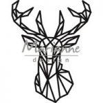Marianne Design Craftable Die Geometric Deer
