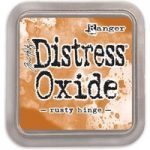 Ranger Distress Oxide Ink Pad 3in x 3in by Tim Holtz | Rusty Hinge