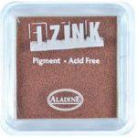 Aladine Izink Pigment Inkpad Brown