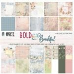 49 & Market Collection Pack 12in x 12in Bold & Beautiful