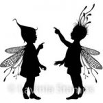 Lavinia Stamps Stamp Rory & Darcy Fairy Set | Set of 2