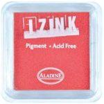 Aladine Izink Pigment Inkpad Red
