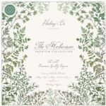 Craft Consortium 12in x 12in Premium Paper Pad 40 Sheets | The Herbarium Collection